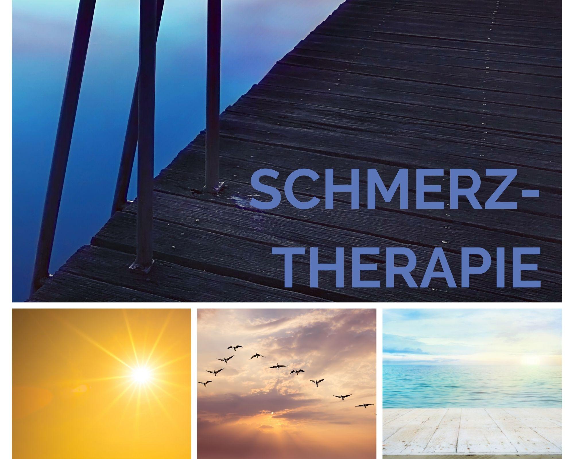 Schmerztherapie Titelbild